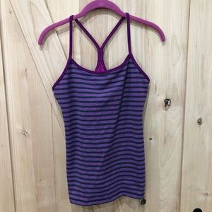 Lululemon Power Y Tank Top Size 10 Wee Are Space